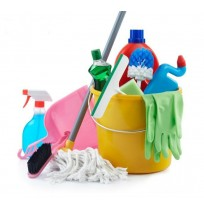 Means for cleaning of sanitary ware