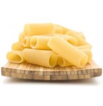 Pasta durum (rigatonni)